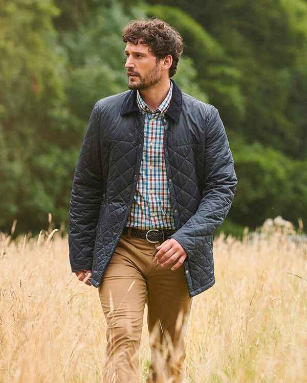 Steppjacke Thornhill, Barbour