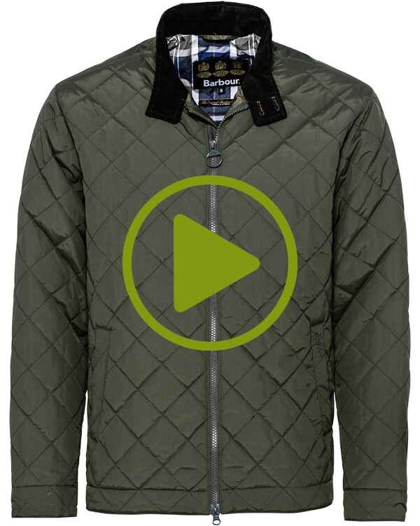 Steppjacke Korrin, Barbour
