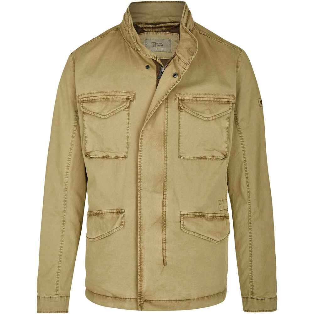 Multipocket-Blouson, camel active