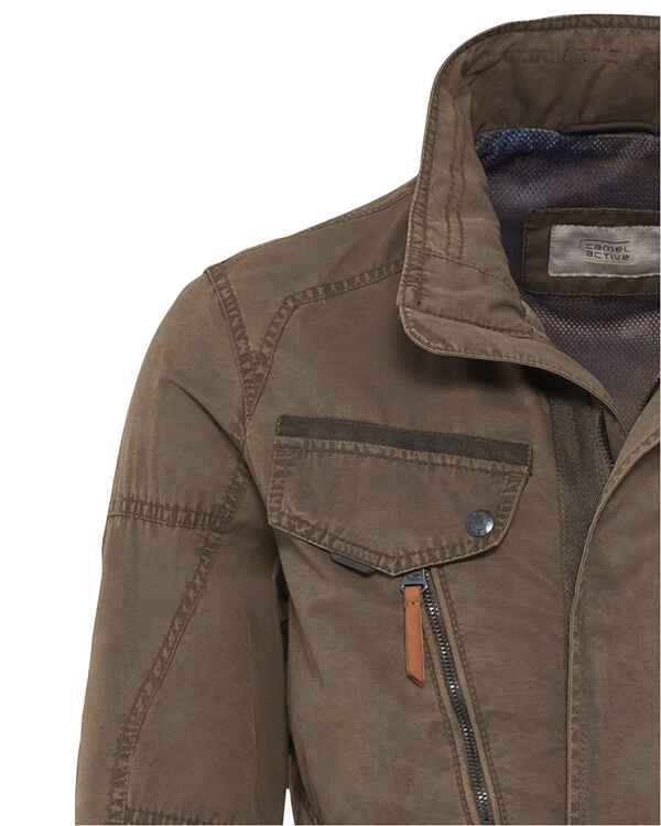 Multipocket-Jacke, camel active