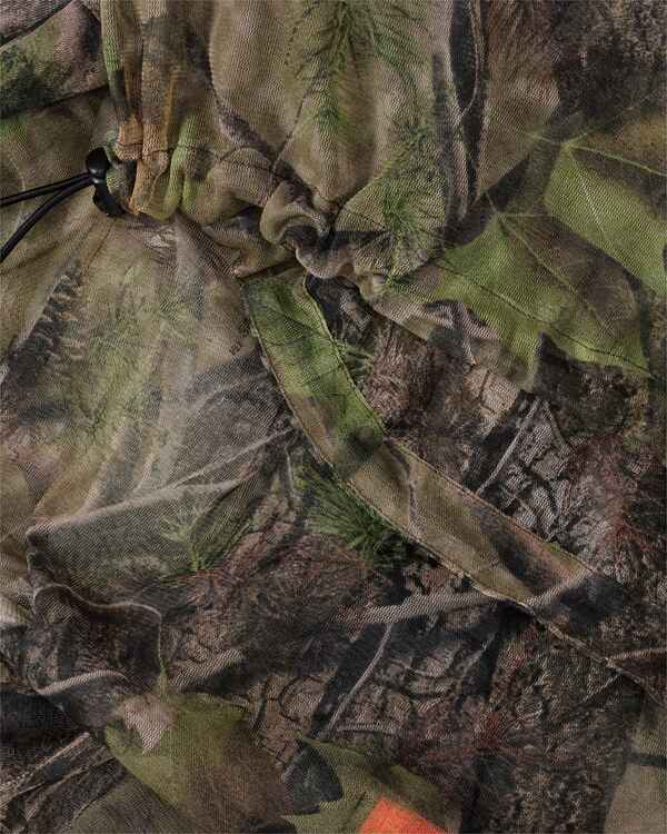 Camo-Anzug Light-Mesh, 2tlg., Parforce