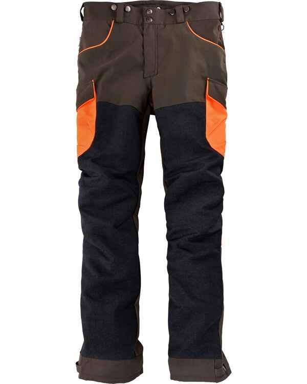 42f3800438d0 Härkila Pro Hunter Wild Boar Hose (Grün Braun Orange) - Hosen ...