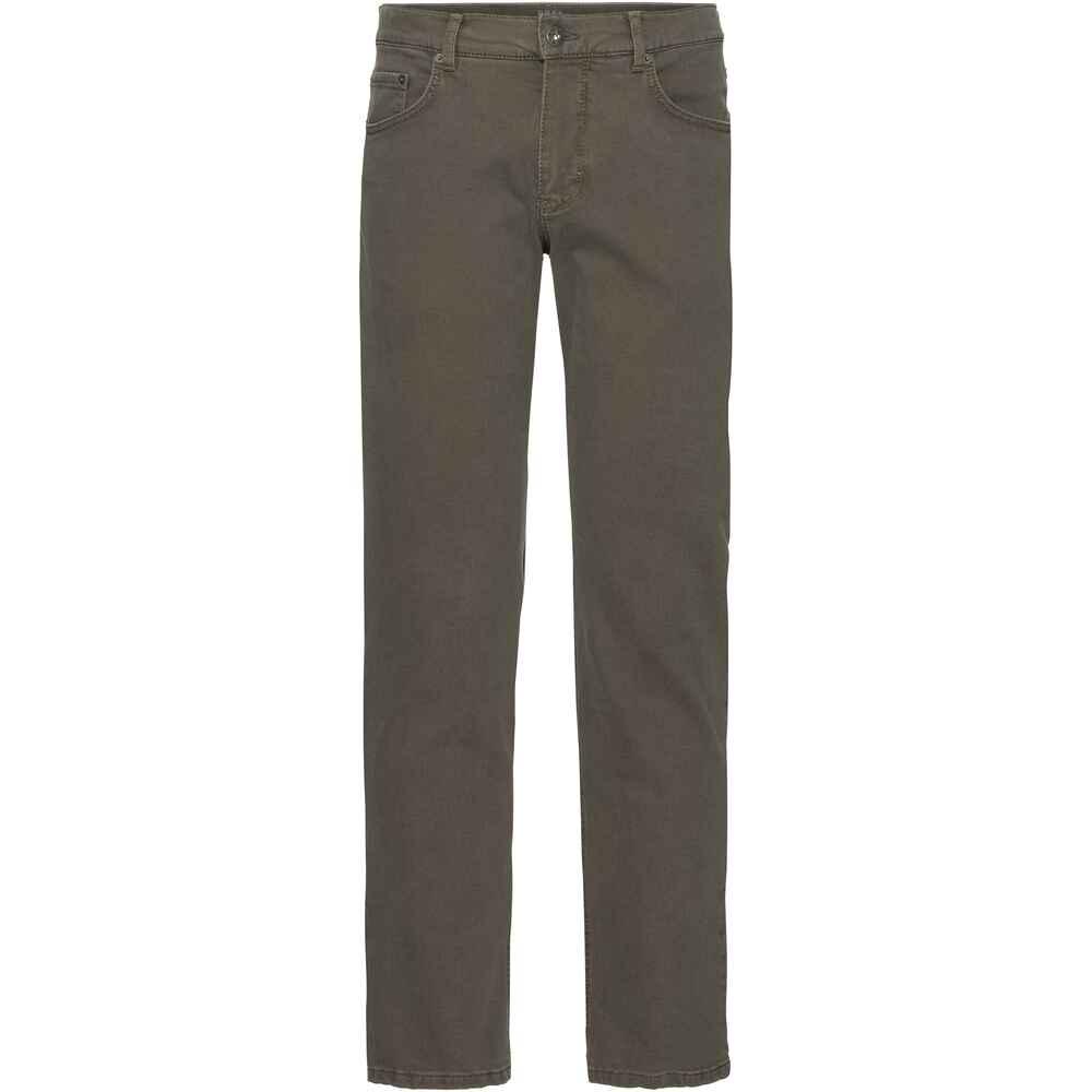 brax jeans cooper denim oliv jeans bekleidung herrenmode mode online shop. Black Bedroom Furniture Sets. Home Design Ideas