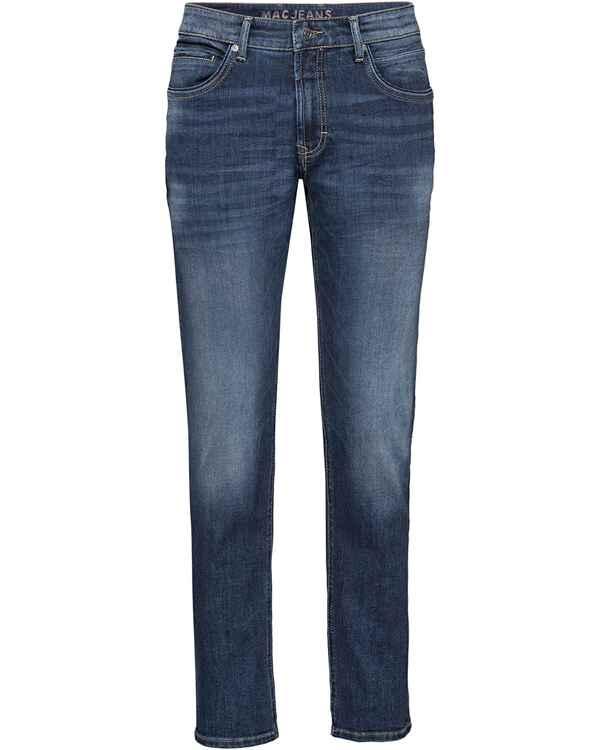moderner Stil Tiefstpreis außergewöhnliche Farbpalette MAC Jeans Arne Pipe