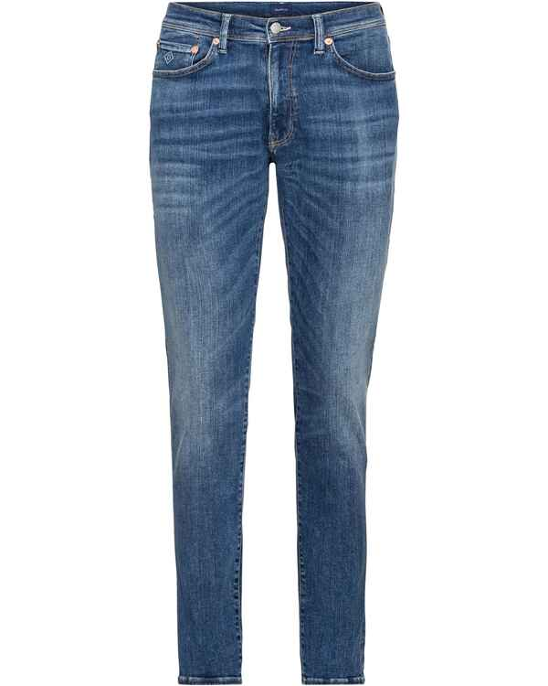 Slim Fit Active-Recover Jeans, Gant