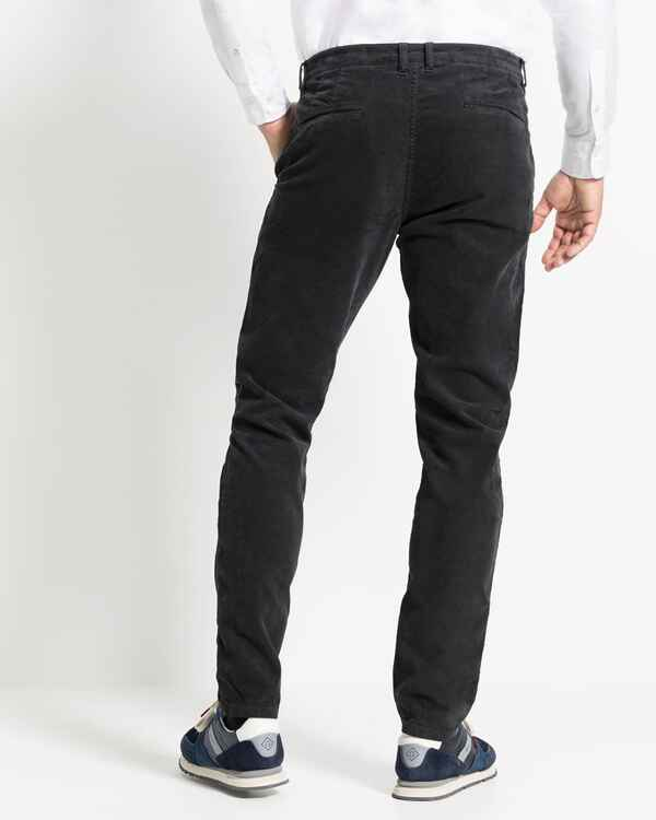 Cordhose Tapered Fit, camel active