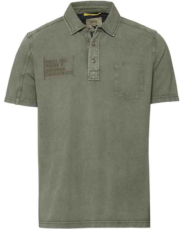 wholesale dealer fb2fc 63706 camel active Poloshirt