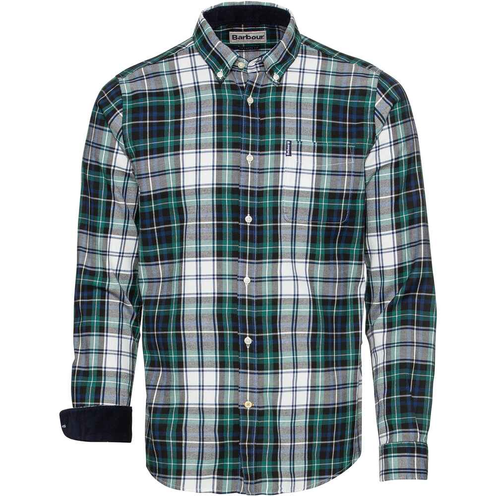 Karohemd Highland Check 20, Barbour