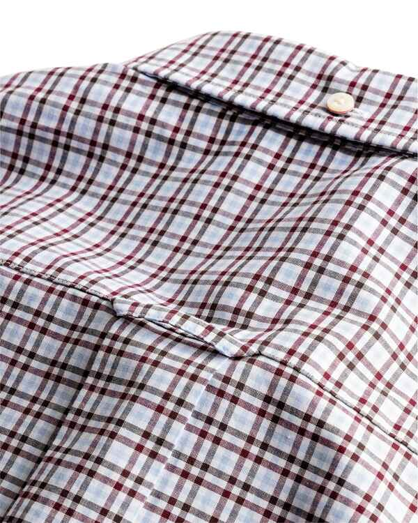 Hemd Broadcloth 3-Color Gingham, Gant