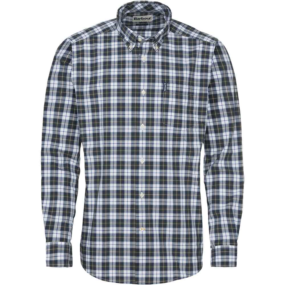 Hemd Highland Check 28, Barbour