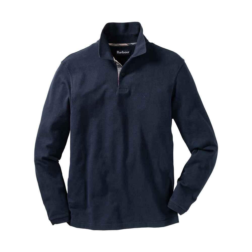 Langarm-Poloshirt Sports, Barbour