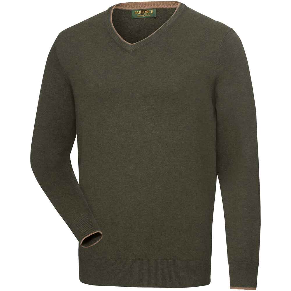 Pullover mit V-Ausschnitt, Parforce Traditional Hunting