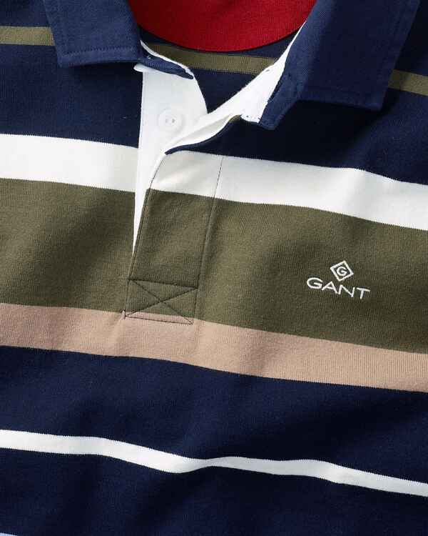 Shirt Multistripe Heavy Rugger, Gant