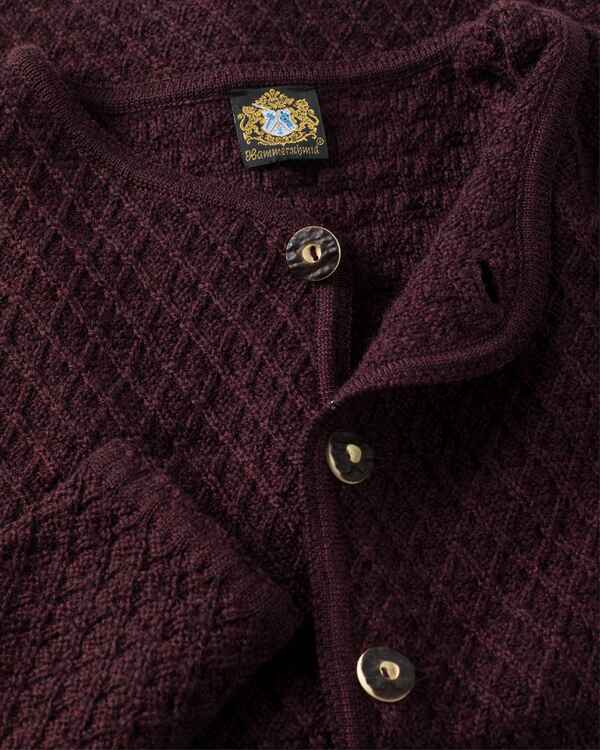 Strickjacke Andreas, Hammerschmid