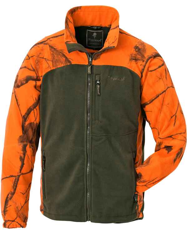 Kinder Fleecejacke Oviken, Pinewood