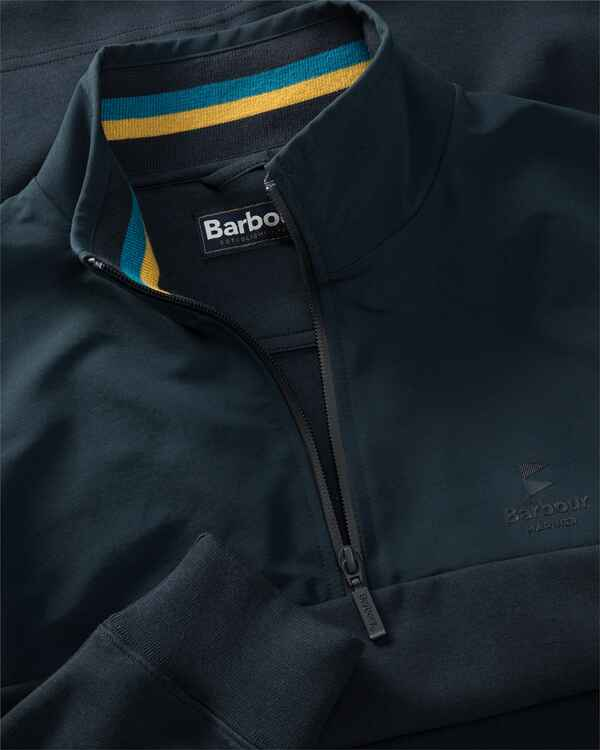 Troyer Cetus, Barbour