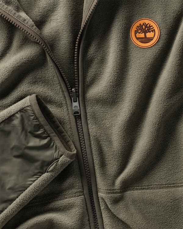 Fleecejacke Mix Media, Timberland