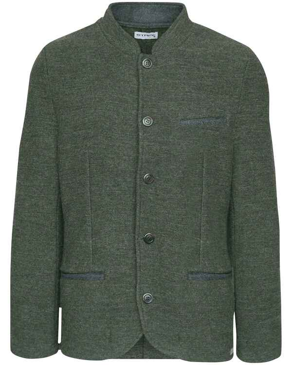 Linksstrickjacke John, Stapf