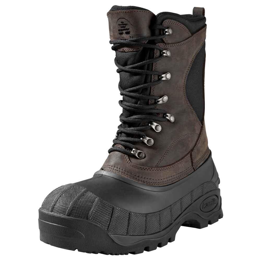 6511f98c57 Kamik Winterstiefel Cody (Braun) - Jagdstiefel - Schuhe für Herren ...