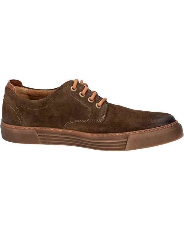 Wildleder-Sneaker Racket 19, camel active