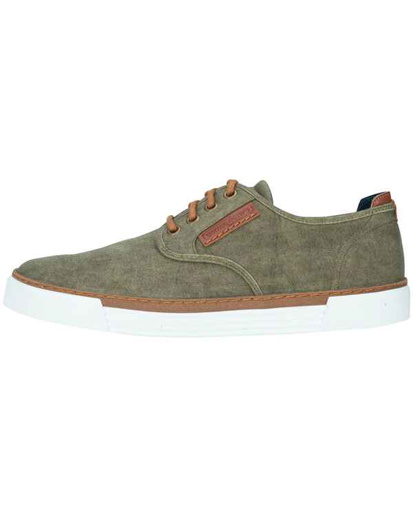 Canvas-Sneaker Racket 14, camel active
