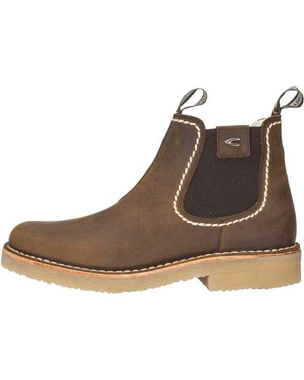 finest selection 87705 0f507 camel active Chelsea Boots Havanna