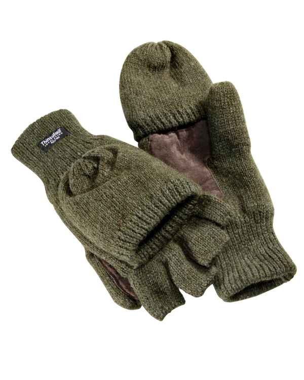 Strickhandschuh, Parforce