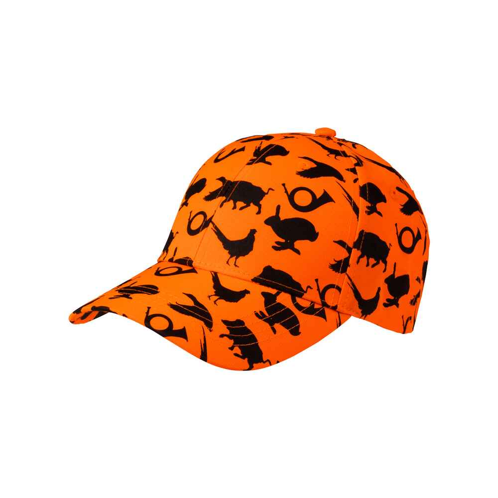 Signal-Cap Bewegungsjagd orange, Parforce