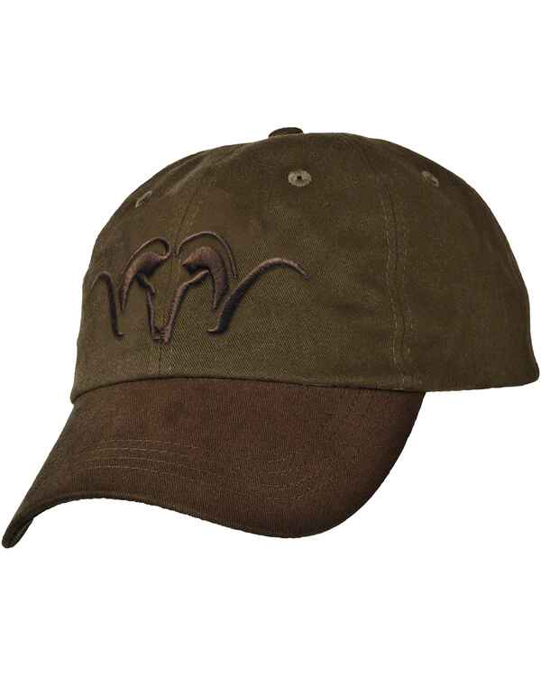 Cap bi-colour, Blaser