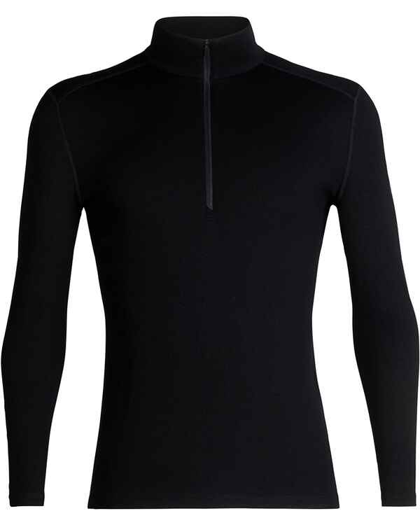 Troyer Tech LS Half Zip, icebreaker