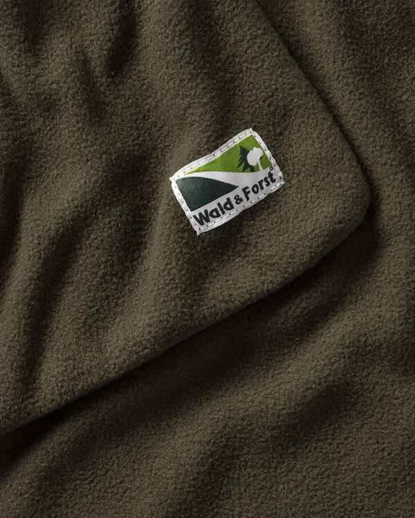 Fleece-Schal, Wald & Forst