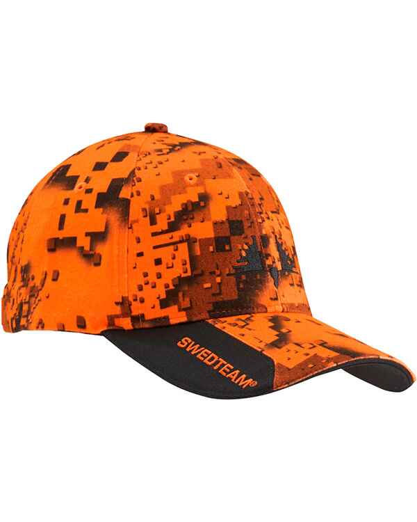 Cap Ridge Blaze Camo, Swedteam