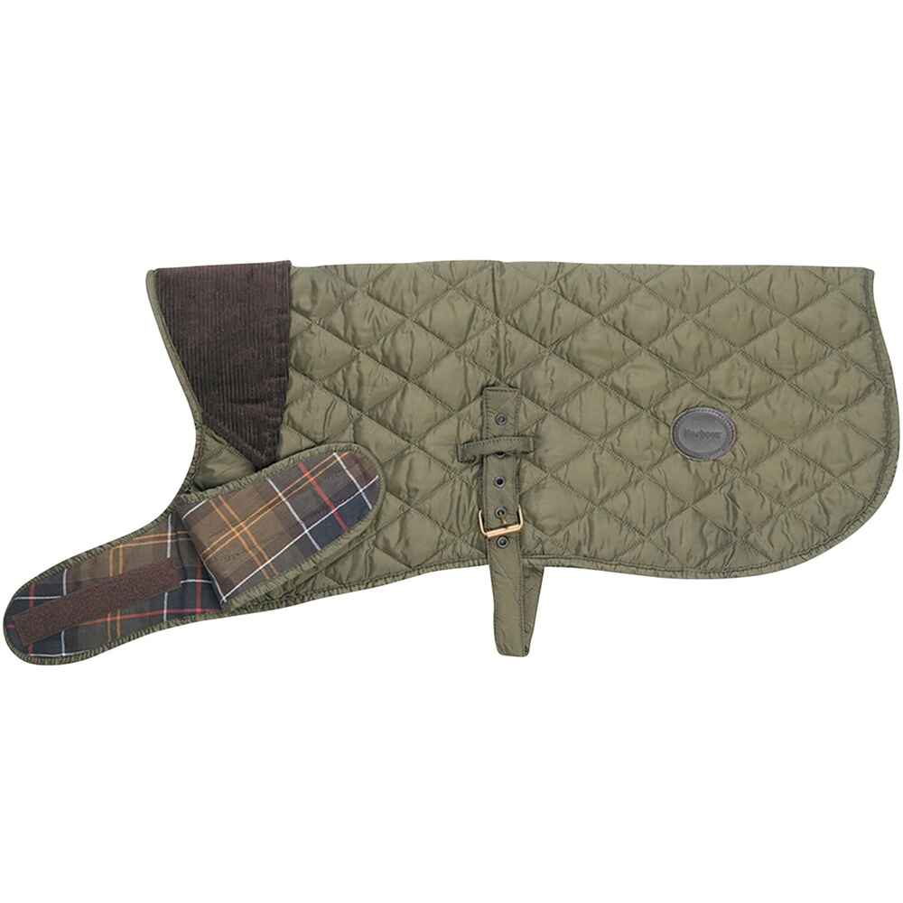 Hundemantel Quilted, Barbour