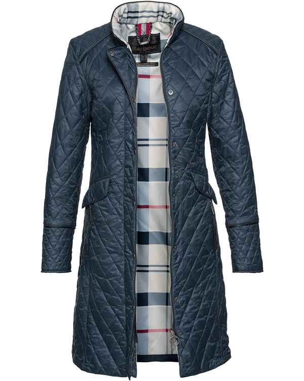 Steppmantel Arebel, Barbour