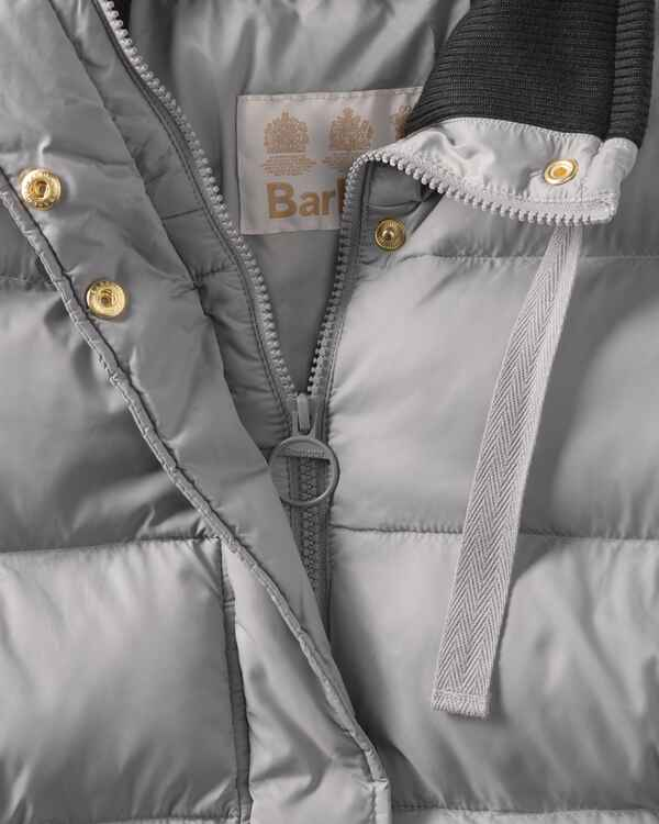 Steppmantel Weatheram, Barbour