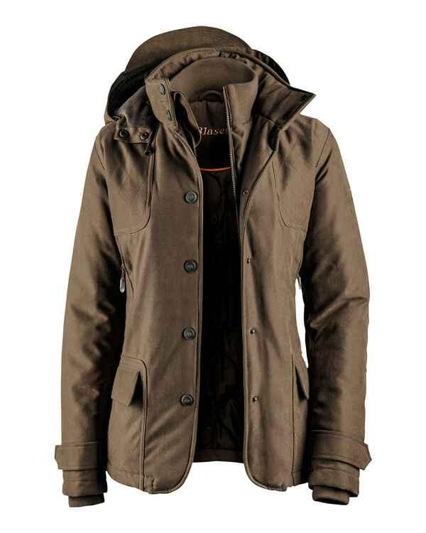 699d74316c12b5 Blaser Damen Winterjacke RAM³ (Braun) - Jacken - Bekleidung für ...