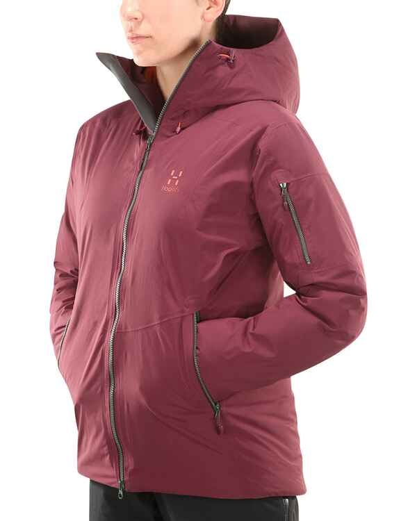 Damen Daunenjacke Niva Down Proof Jacket Women, Haglöfs