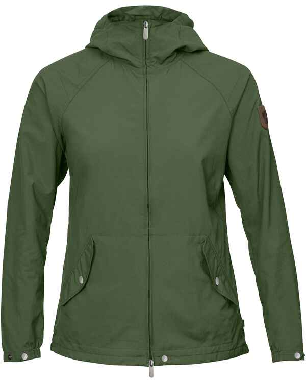Damen Jacke Greenland Windjacket, Fjällräven