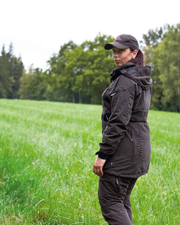 Damen Jacke Hamra 2.0, Swedteam