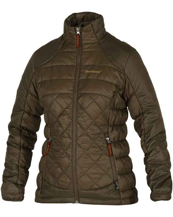 Damen Steppjacke Christine, Deerhunter