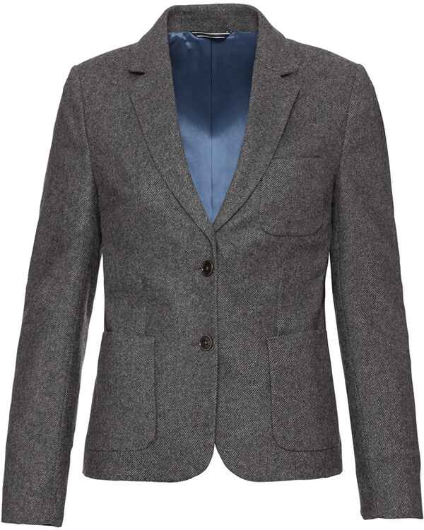 Wollblazer mit Patches, Gant
