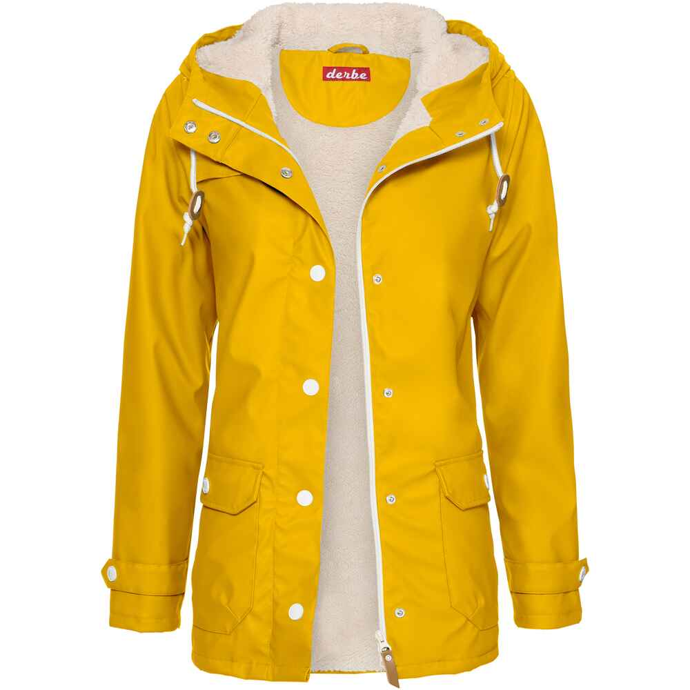 Parka Peninsula Cozy, Derbe