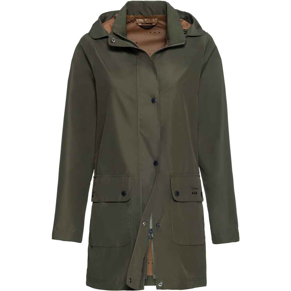 Funktionsjacke Inclement, Barbour