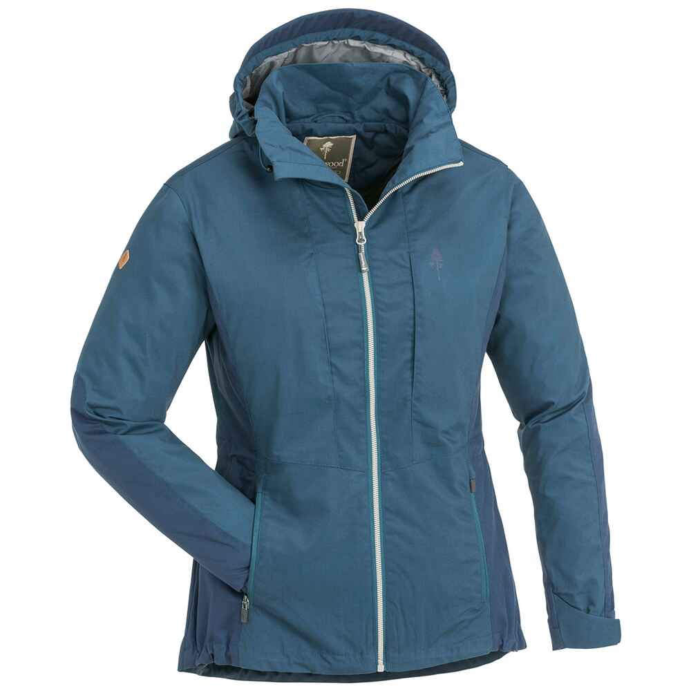 Damen Jacke Tiveden TC-Stretch, Pinewood