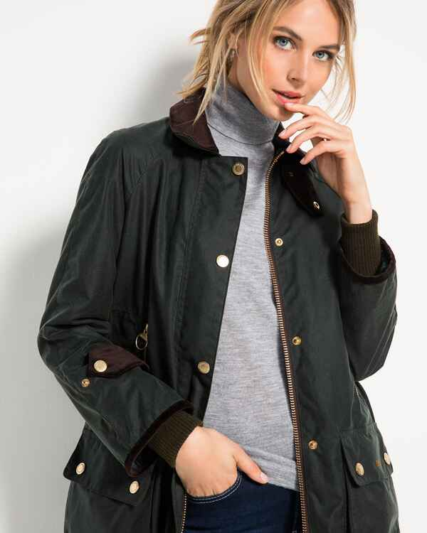Wachsjacke Icons Beaufort, Barbour