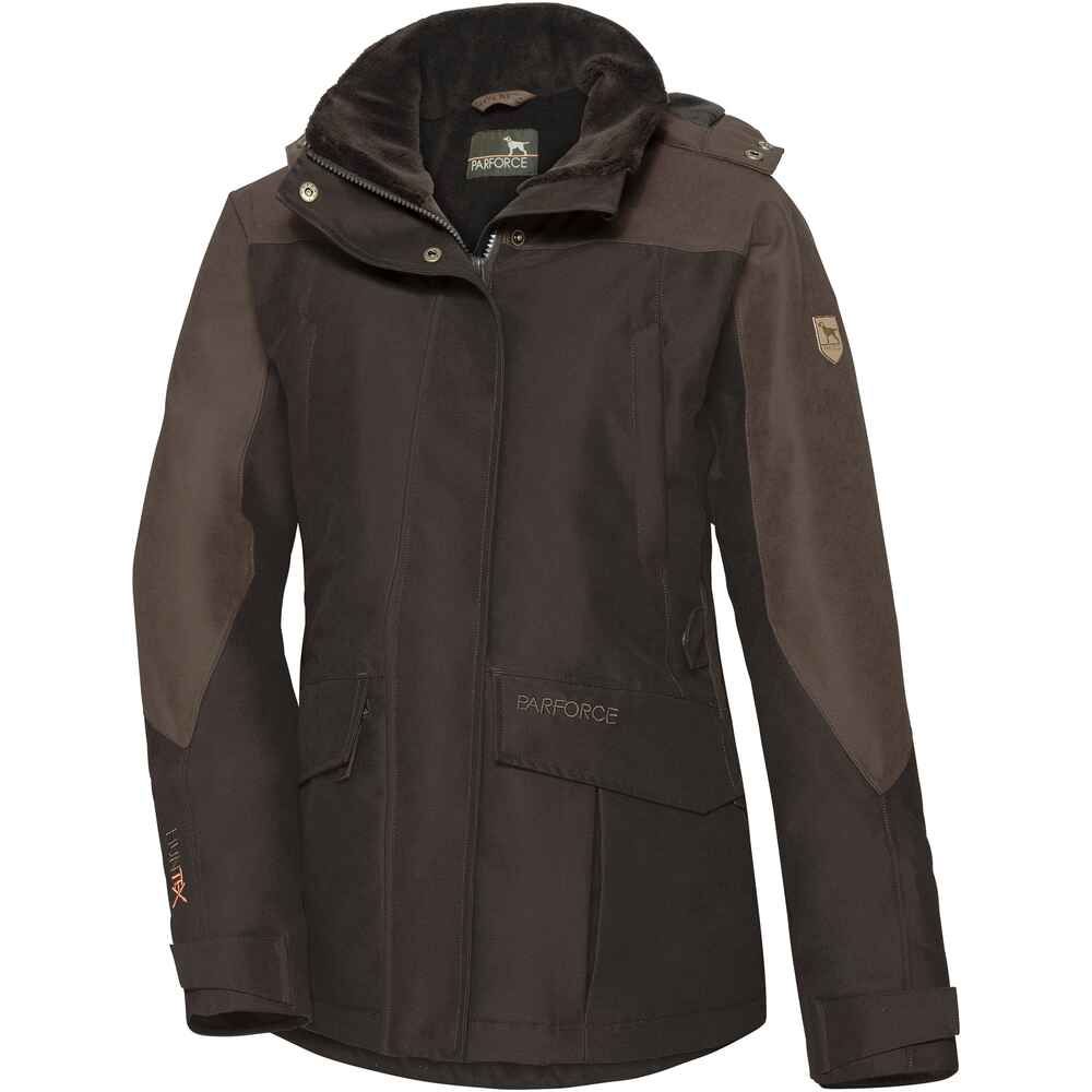 Damen Winterparka wattiert Huntex, Parforce