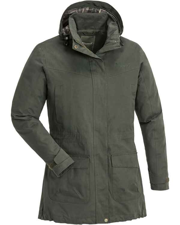 Damen Jacke Eastmain, Pinewood