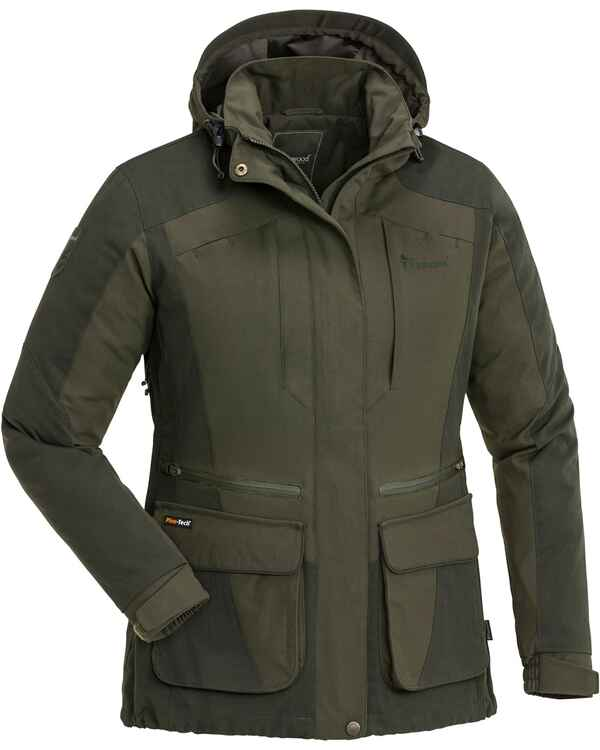 Damen Jacke Forest Strong, Pinewood