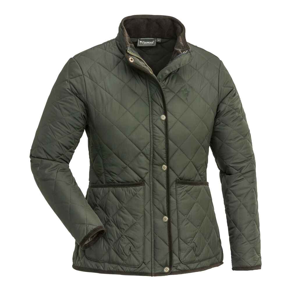 Damen Jacke Yorkshire, Pinewood