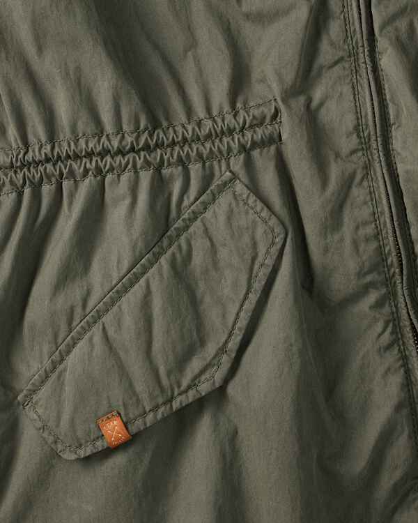 Fishtail-Parka Heritage, camel active